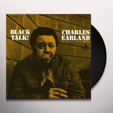 Charles Earland BLACK TALK Vinyl Record