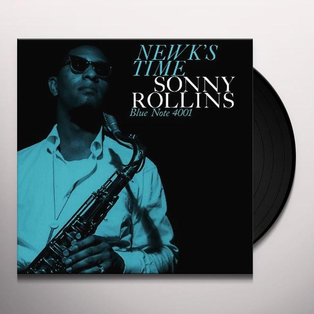 Sonny Rollins NEWK'S TIME Vinyl Record