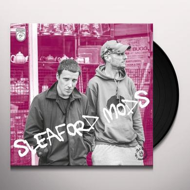 Sleaford Mods TIED UP IN NOTTZ Vinyl Record - Limited Edition