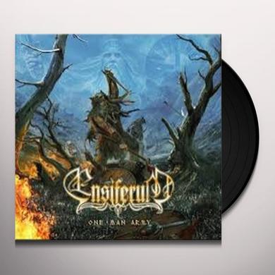 Ensiferum ONE MAN ARMY Vinyl Record