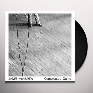 James Mcmurtry COMPLICATED GAME Vinyl Record