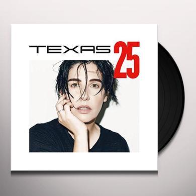 TEXAS 25 Vinyl Record
