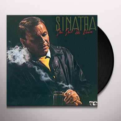 Frank Sinatra SHE SHOT ME DOWN Vinyl Record