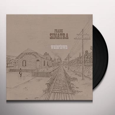Frank Sinatra WATERTOWN Vinyl Record
