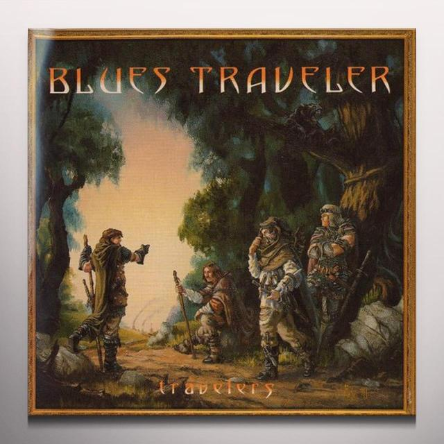 Blues Traveler TRAVELERS AND THIEVES Vinyl Record - Colored Vinyl
