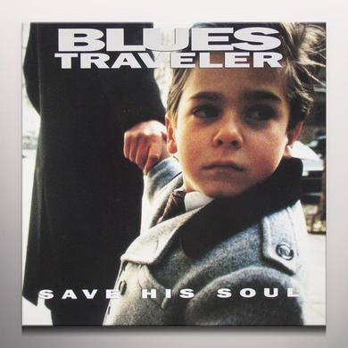 Blues Traveler SAVE HIS SOUL Vinyl Record - Colored Vinyl