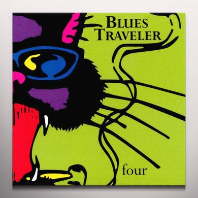 Blues Traveler FOUR Vinyl Record - Colored Vinyl