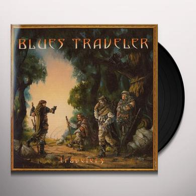 Blues Traveler TRAVELERS AND THIEVES Vinyl Record