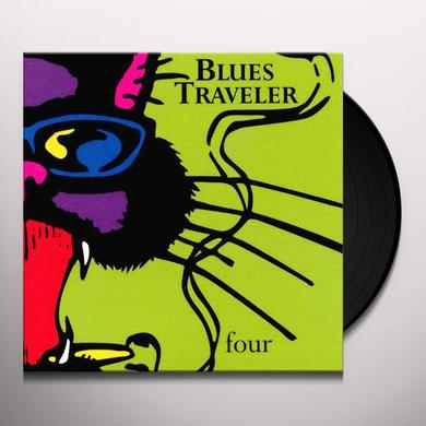Blues Traveler FOUR Vinyl Record