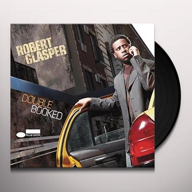 Robert Glasper Experiment DOUBLE BOOKED Vinyl Record