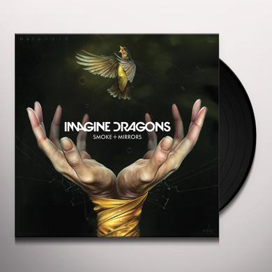 Imagine Dragons SMOKE + MIRRORS Vinyl Record