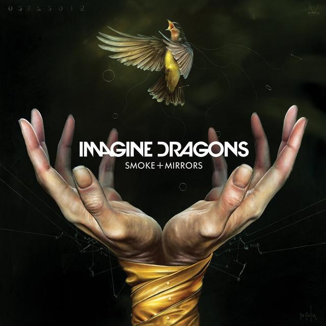 Imagine Dragons SMOKE + MIRRORS Vinyl Record