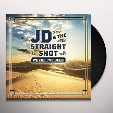 JD & STRAIGHT SHOT WHERE I'VE BEEN Vinyl Record