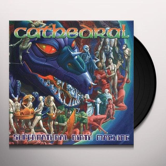 Cathedral SUPERNATURAL BIRTH MACHINE Vinyl Record - Reissue