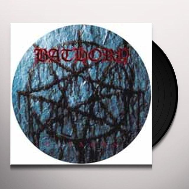 Bathory OCTAGON Vinyl Record - Picture Disc