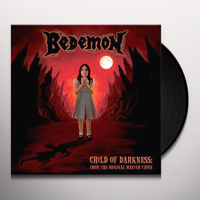 BEDEMON CHILD OF DARKNESS Vinyl Record