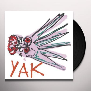 YAK HUNGRY HEART Vinyl Record