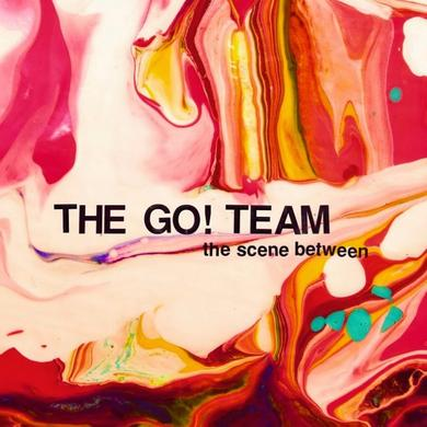 The Go! Team  SCENE BETWEEN Vinyl Record