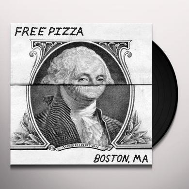FREE PIZZA BOSTON MA Vinyl Record