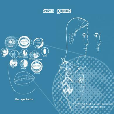 SIZE QUEEN / JANE LA ONDA SPECTACLE / BUY BUY BUY Vinyl Record