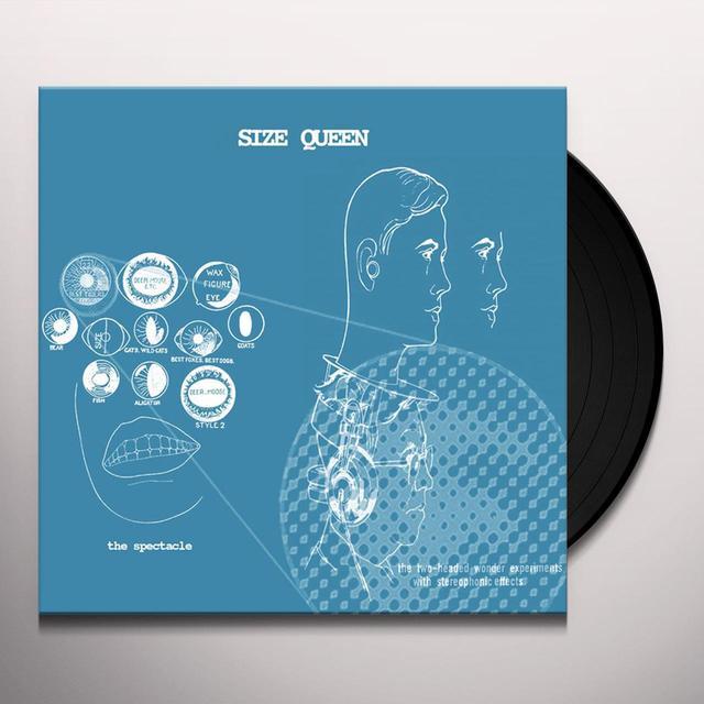 SIZE QUEEN / JANE LA ONDA SPECTACLE / BUY BUY BUY Vinyl Record