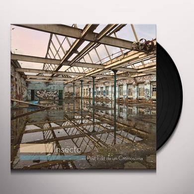 INSECTO POST EDIT DE UN CROMOSOMA Vinyl Record