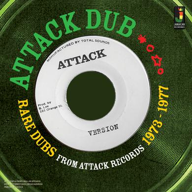 ATTACK DUB: RARE DUBS FROM ATTACK RECORDS 73 / VA Vinyl Record