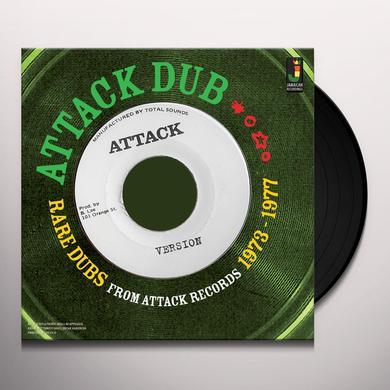 ATTACK DUB: RARE DUBS FROM ATTACK RECORDS 73 / VA Vinyl Record