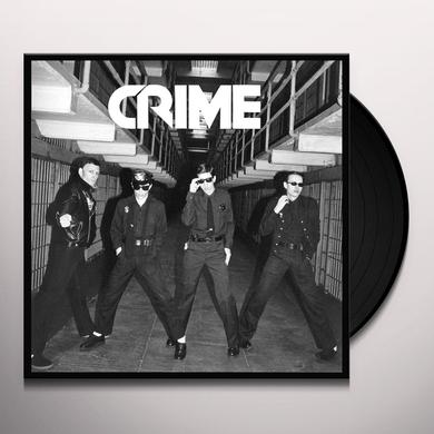 CRIME  (BOX) Vinyl Record - w/CD