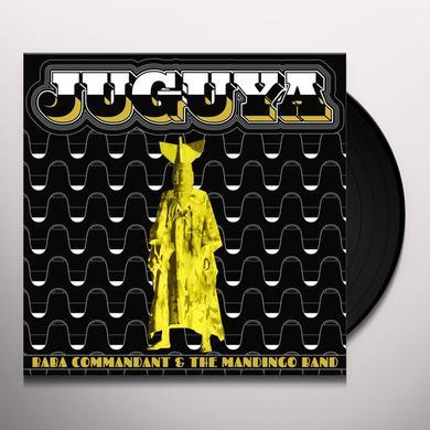 BABA COMMANDANT & THE MANDINGO BAND JUGUYA Vinyl Record