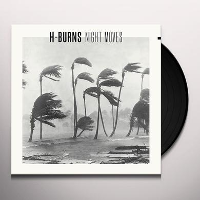 H-Burns NIGHT MOVES Vinyl Record