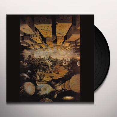 ALGARNAS TRADGARD FRAMTIDEN AR ETT SVAVANDE SKEPP FORANKRAT I FORNT Vinyl Record