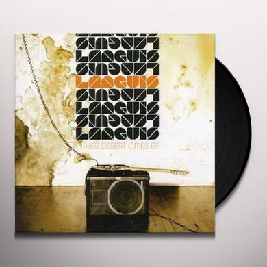 Languis OTHER DESERT CITIES  (EP) Vinyl Record - 10 Inch Single, Limited Edition
