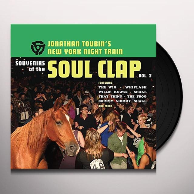 SOUVENIRS OF THE SOUL CLAP 2 / VAR Vinyl Record