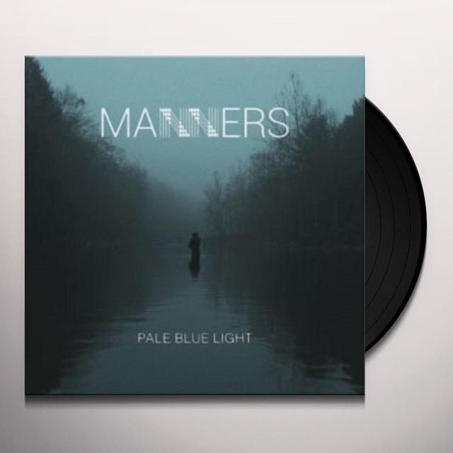 Manners PALE BLUE LIGHT Vinyl Record