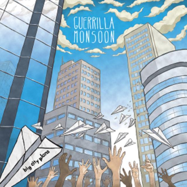 GUERILLA MONSOON BIG CITY PLANS Vinyl Record