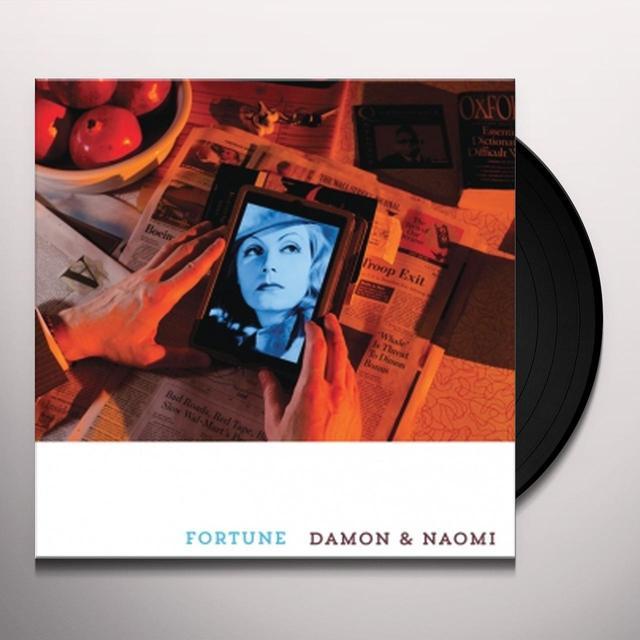 Damon & Naomi FORTUNE Vinyl Record
