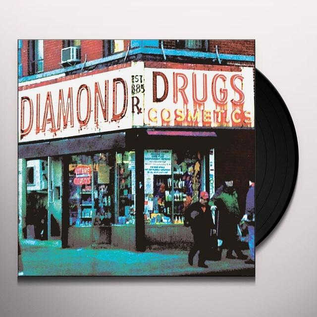 Diamond Rugs COSMETICS Vinyl Record