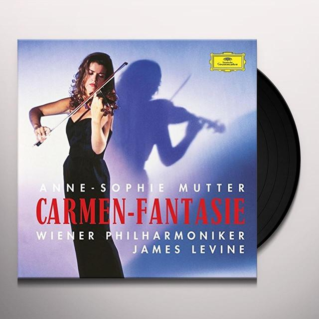 MUTTER / LEVINE / WIENER PHILHARMONIKER CARMEN-FANTASIE Vinyl Record - Limited Edition