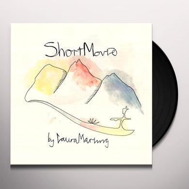 Laura Marling SHORT MOVIE Vinyl Record - UK Import