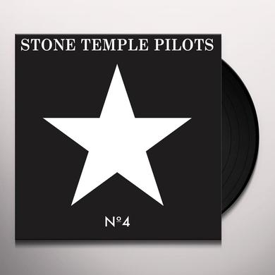 Stone Temple Pilots NO. 4 Vinyl Record - Holland Import
