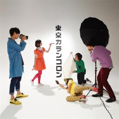 TOKYO KARAN KORON GO NIN NO ENTERTAINER Vinyl Record