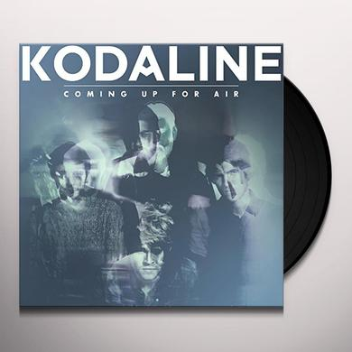 Kodaline COMING UP FOR AIR Vinyl Record