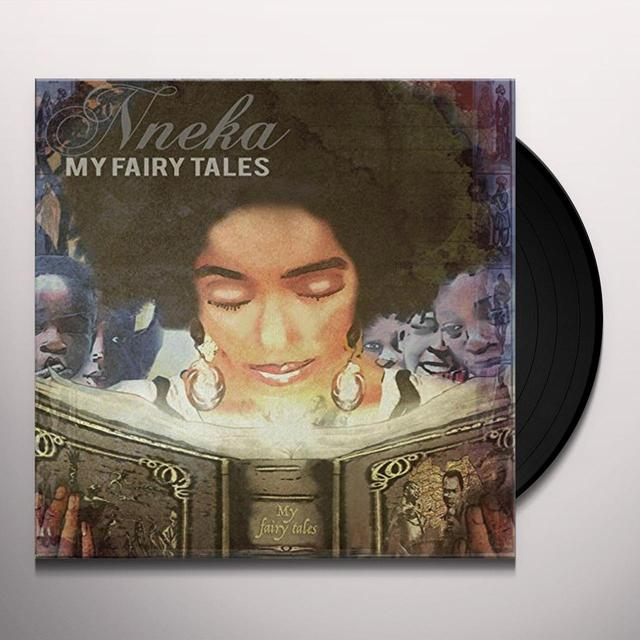 Nneka MY FAIRY TALES Vinyl Record - UK Import