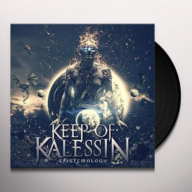 Keep Of Kalessin EPISTEMOLOGY Vinyl Record - UK Import