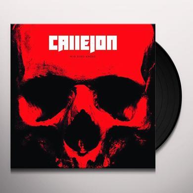 Callejon WIR SIND ANGST Vinyl Record