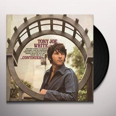 Tony Joe White CONTINUED Vinyl Record