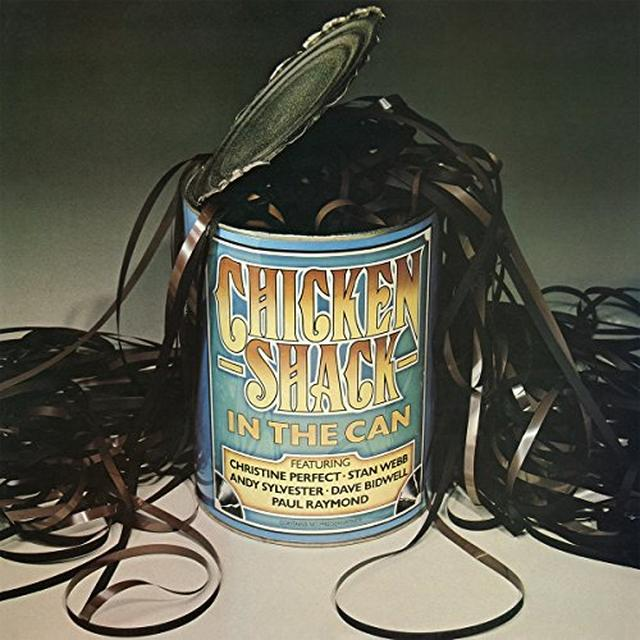 Chicken Shack IN THE CAN Vinyl Record