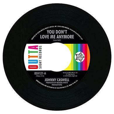 Jonny Caswell YOU DON'T LOVE ME ANYMORE / I.O.U Vinyl Record