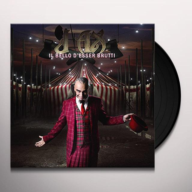 J AX IL BELLO D'ESSER BRUTTI Vinyl Record - Italy Import